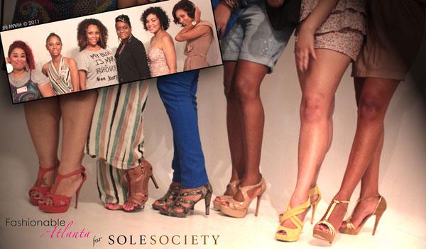 "1st ""Fashionable Atlanta"" Blogger Meet Up"