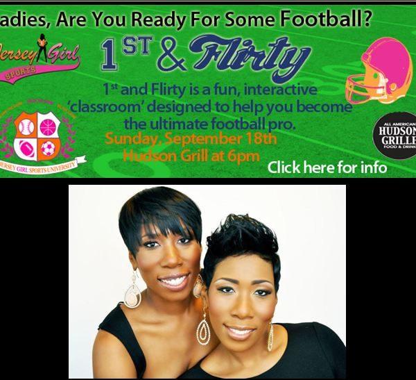 Jersey Girl Sports Football 101 & WINNER!