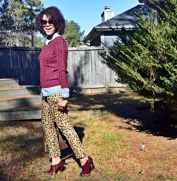 Thanksgiving Oxblood + Leopard + $50 Winner