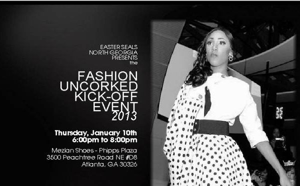 Easter Seals of GA + Fashion Uncorked