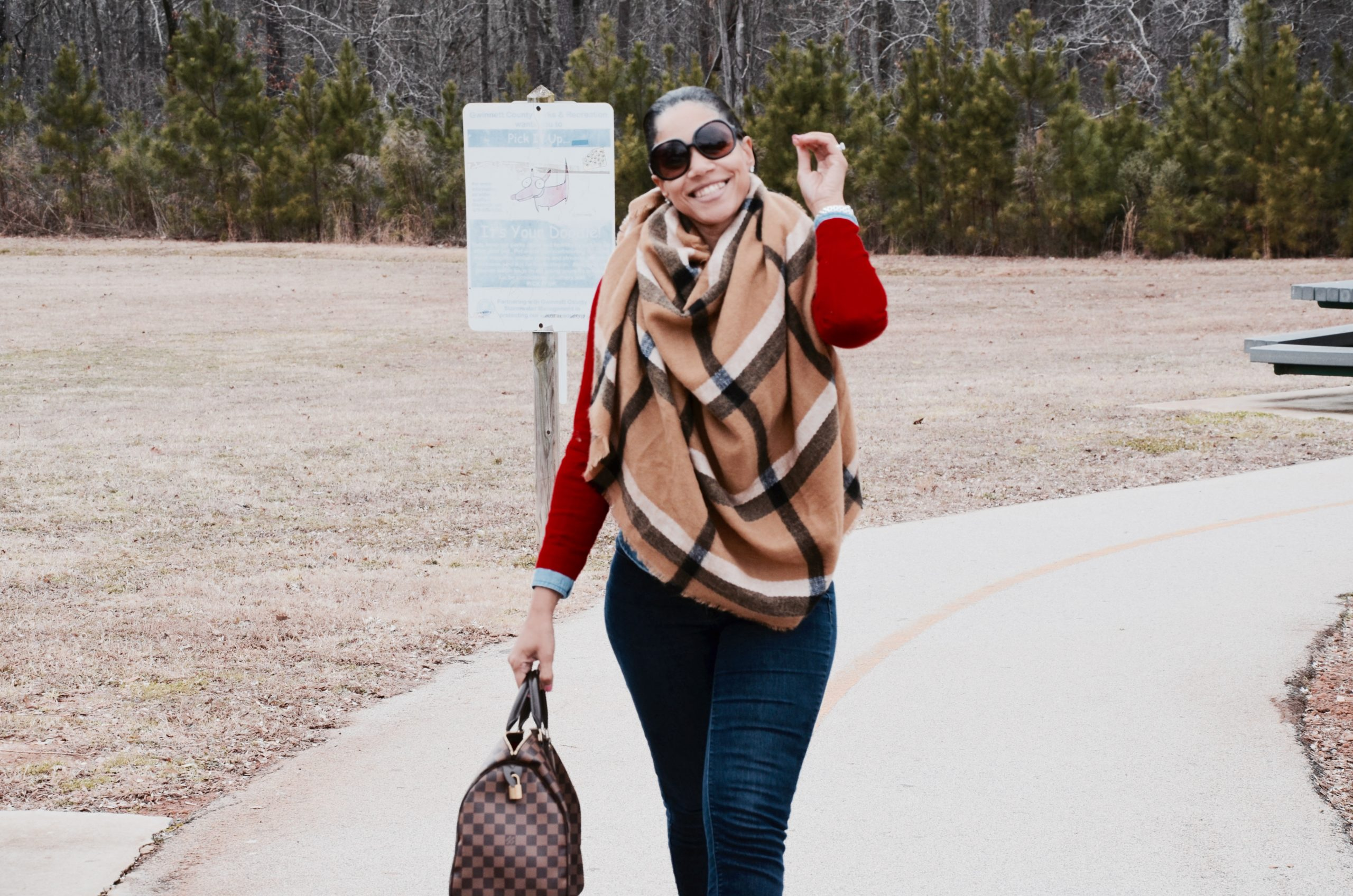 Layers + Blanket Scarf