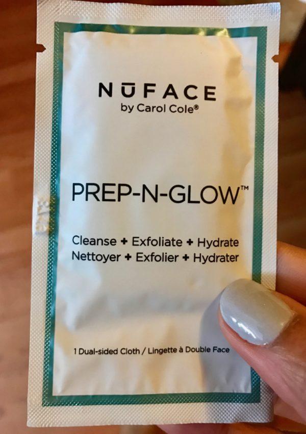 NŪFACE PREP-N-GLOW